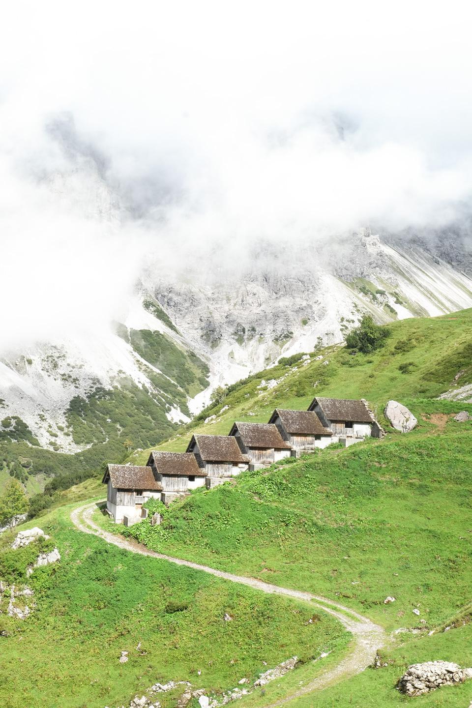 SPITZEGGA-Ställe